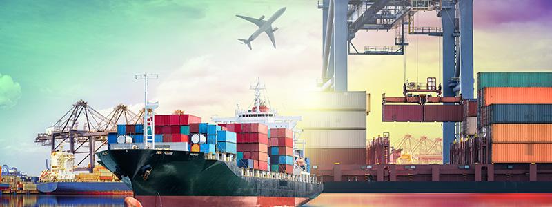 Sea & Air Freight | Delamode Latvia
