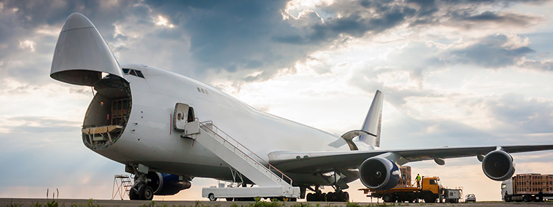 Air freight services | Delamode Latvia