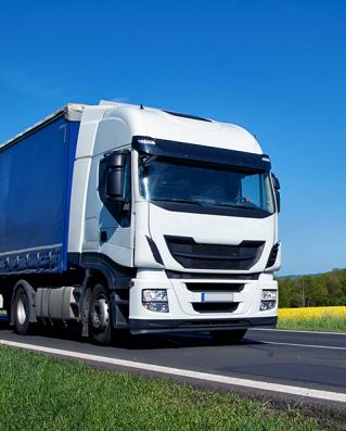 Грузовые перевозки в Европе